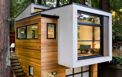 Room of the Day: Multipurpose Studio in the Redwoods