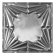 2'x4' Generic Tin Ceiling Tile, Set of 10