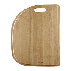 "Houzer CB-2400 Endura Hardwood 13.5""x20.25"" Cutting Board"