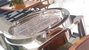 Barbecue Custom per SuperYacht