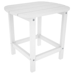 Contemporary Outdoor Side Tables by Ivy Terrace