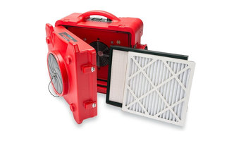 Hepa Air Scrubber Rentals in Port St. Lucie FL