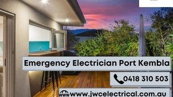 24/7 Emergency Electrician Port Kembla | JWC Electrical