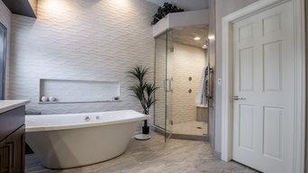 Sanctuary Bath Remodel