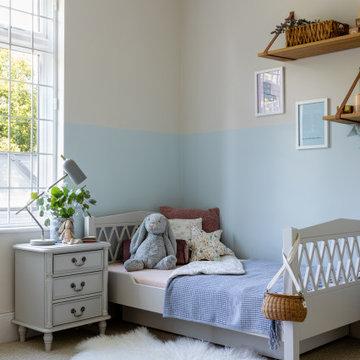 Hampstead Girl's Bedroom