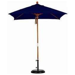 Contemporary Outdoor Umbrellas by UnbeatableSale Inc.