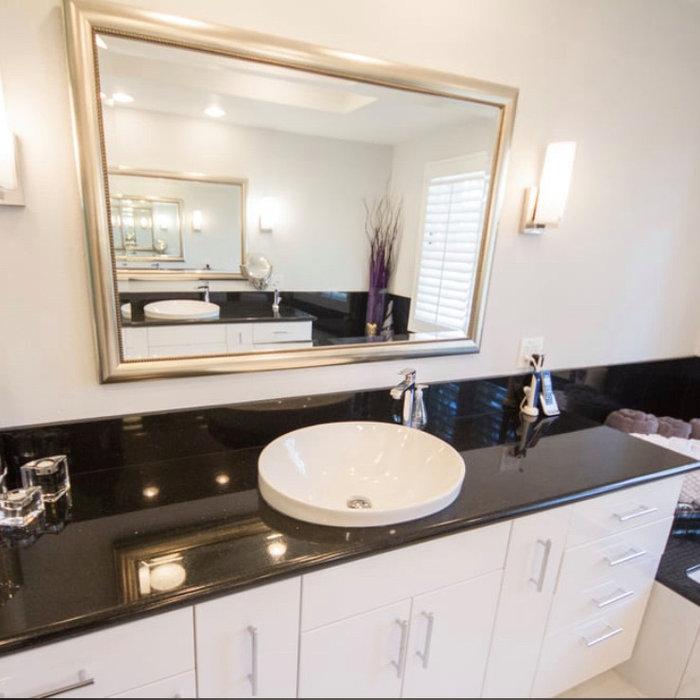 Masterbathroom remodeling in Westwood