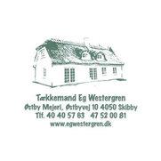 Tækkemand Eg Westergrens billeder