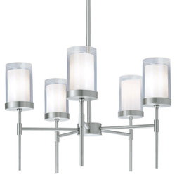 Transitional Chandeliers by Norwell Lighting