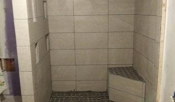 Built bathroom