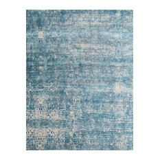 Reflections Rug, Teal, 12'x15'