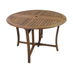 Rio Round Dining Table, 43""