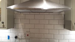 Problem With Metro Tile With Grey Grout In Kitchen Houzz Uk