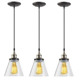 Industrial Pendant Lighting by Globe Electric