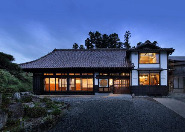 家の外観 by 有限会社 ササキ設計