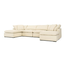 Aria 6-Piece Seating Set, Beige