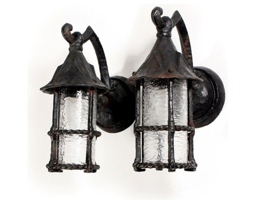 Antique Tudor Lighting Wall Sconces