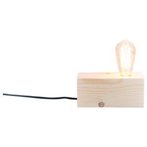 Berlin Spruce Wood Table Lamp