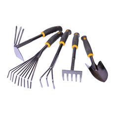 Centurion   Centurion Hammerstone Garden Tool, 5 Piece Set   Gardening Hand  Tools