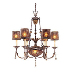 Minka Metropolitan N6076-194 8 Light Chandelier