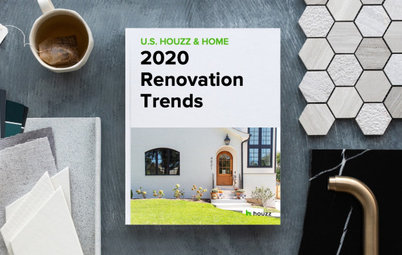 2020 U.S. Houzz & Home Study: Renovation Trends