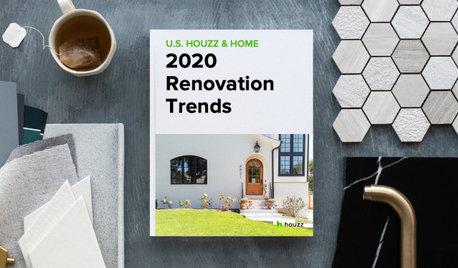 2020 U.S. Houzz & Home Study: Renovation Trends