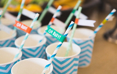 5 Steps to Pulling Off a Stylish (and Stress-Free) Baby Shower