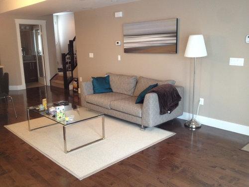 Condo Living Room Color Scheme Design Help