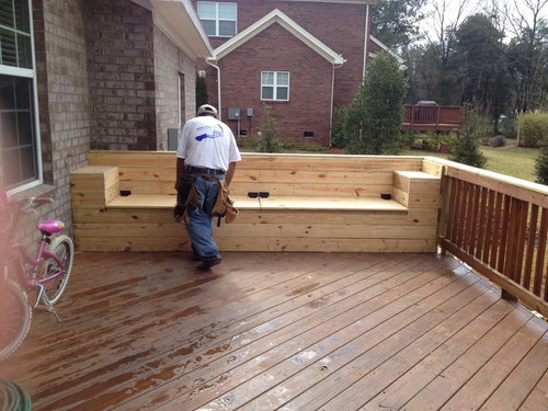 Deck Color Or Stain