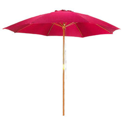 Contemporary Outdoor Umbrellas by Home Garden Collections