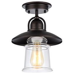 Beach Style Flush-mount Ceiling Lighting by CHLOE Lighting, Inc.
