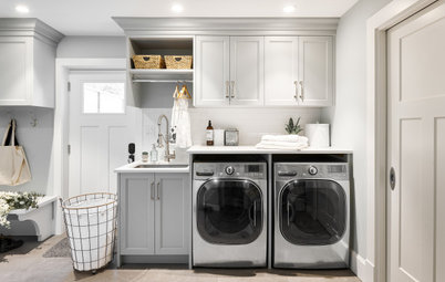 The 10 Most Popular Laundry Rooms of Spring 2021