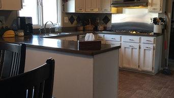 Contemporary Rustic Kitchen & Bathroom