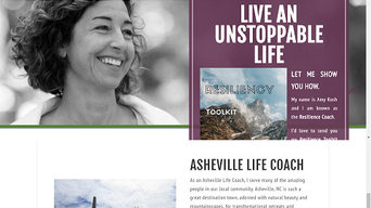 An Unstoppable Life - Resilience Coaching