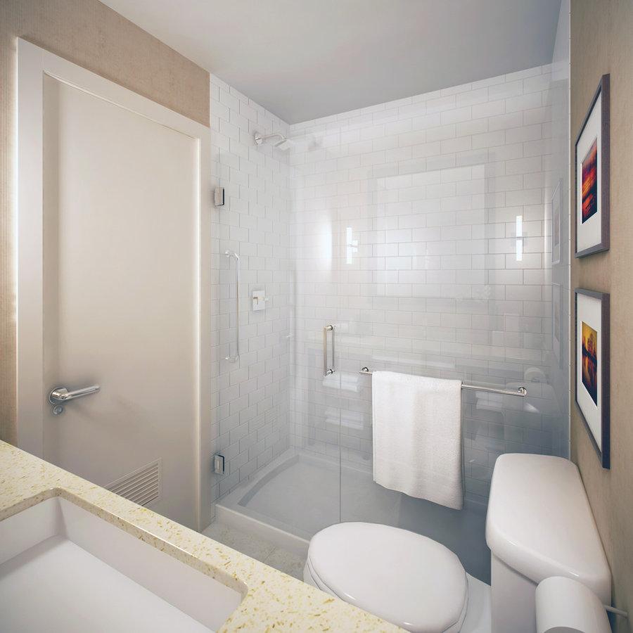 Hospitality Bathroom