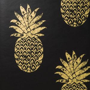 Tobago Wallpaper, Ebony