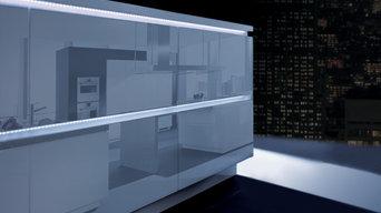 Køkken design