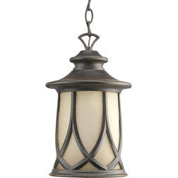 Transitional Outdoor Hanging Lights by Buildcom