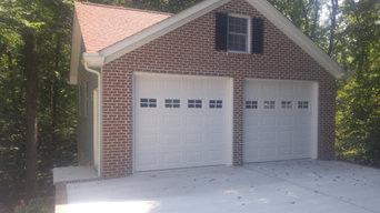 Woodbridge Garage Build