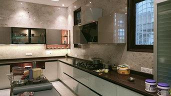 Modular Kitchen and Tiles