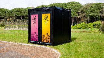 LUXURY TOILETS FOR OUTDOOR