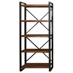 Industrial Bookcases by Icona Furniture