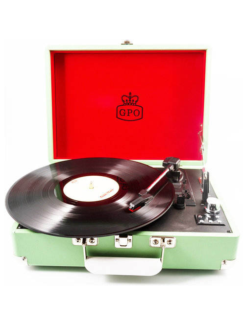 Retro Turntables / Record Players   Home Electronics