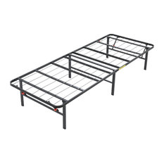 "Classic Brands LLC - Classic Brands Hercules Platform 14"" Heavy Duty Metal Bed Frame, Twin - Bed Frames"