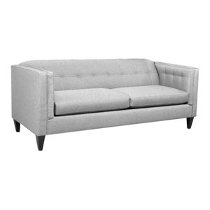 Pacifix West Sofa 2320 Ford-Black  Pacifix West Furniture
