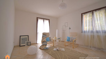 HOME STAGING DI UN APPARTAMENTO MODERNO