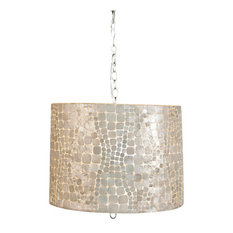 capiz shell drum pendant croc large pendant lighting beach house kitchen nickel oversized pendant