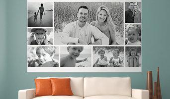 Living Room Family WeMontage