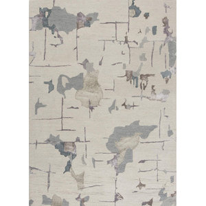 Linie Bita Rug, Light Blue, 140x200 cm
