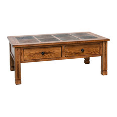 slate top coffee tables | houzz